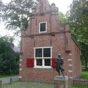 Haus neben der Kirche | ANNO 1601