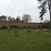 der Soldatenfriedhof von Briey