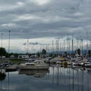 Bootshafen von Hammar