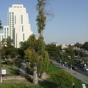 das moderne Hotel Four Seasons
