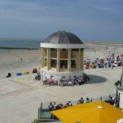 der Musikpavillon