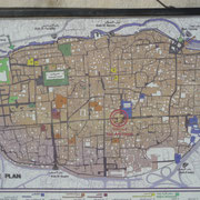 Stadtplan Damaskus