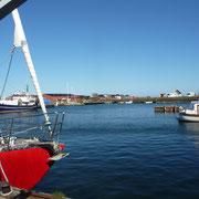 Nogersund | WoMo-Stellplatz am Hafen