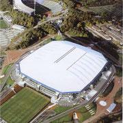 Fertigstellung 2001