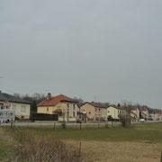hier in Jarny starb mein Onkel am 13. April 1917