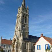 Kirche von Arromanches
