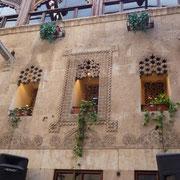 unser Hotel in der Stadt