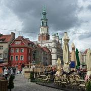 Marktplatz in Posen