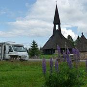 Kirche von Gravberget