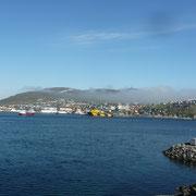 Hammerfest am Morgen