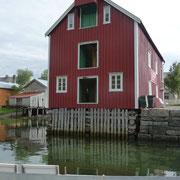 speicherhaus am Fjord