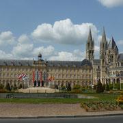 Rundgang in Caen