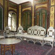 im Museum des Azem Palastes