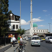 Bab Sharki | Bushaltestelle