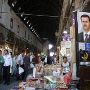 Blick in den Suq Hamidiye