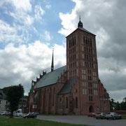 Katherinenkirche in Braniewo | Braunsberg