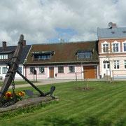 Ystad | Häuser am Hafen