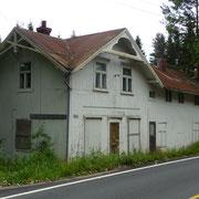 ehemalige Grenzstation ...