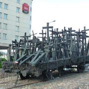 Gedenkstädte der Judendeportation