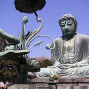der Bhudda in Kamakura
