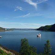 längs des Altafjords