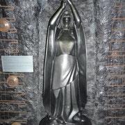 die hl. Barbara Schutzpatronin der Bergleute