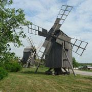 Windmühlen auf Öland