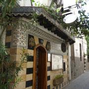 Eingang eines Hamam