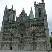 die Kathedrale von Trondheim