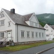 Arbeitersiedlung in Narvik