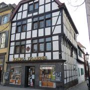 Fachwerkhaus Zigarren Krings