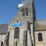 Kirche in St. Mère Église