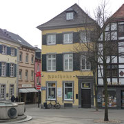 Blickrichtung Düsseldorfer Straße