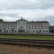 Bahnhof in Hammar