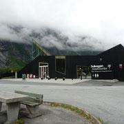der Trollstigenshop (Museum und Souvenirshop)