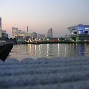Hafen Yokohama