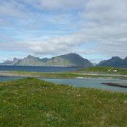 Blick Richtung Myrland