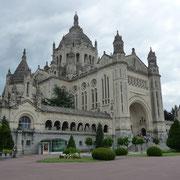 Basilika Lisieux ...