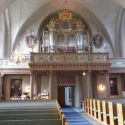 ... die Orgel ...