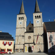 Kirche in Berchtesgarden