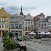 Marktplatz Allenstein