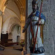 St. Valery in der Kirche Varengeville