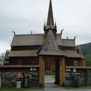 Kirche von Lom ...