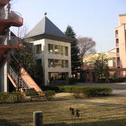 Jugendherberge in Tokio | früher Olympistadtadorf