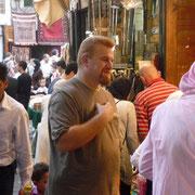 er ist wirklich Araber mit Kreuzritterblut
