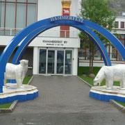 Hammerfest Zentrum