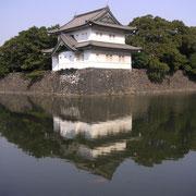 Schloss in Tokio