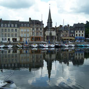 Honfleur (Photo Y. Gendron)