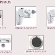 Automatismos y sensores para toldos de techo