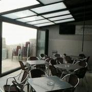Cerramientos para restaurantes Navarra